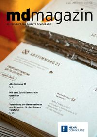 Cover von mdmagazin 4/2020
