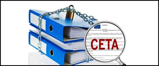Grafik zu CETA